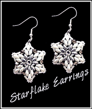 Go to Starflake Earrings Info Page