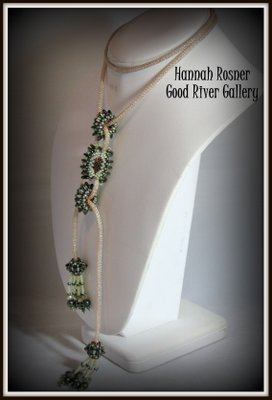 Go to Treasures from the Sea Lariat Necklace Info Page