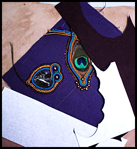Go to How to make a strong foundation for Bead Embroidery Info Page