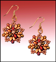 Go to Starburst Earrings Info Page
