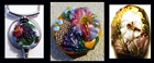 Go to Relief Lampwork Flowers Class Details