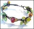 Go to Wired Beads and Leaves- Copper & Sterling Silver Class Details